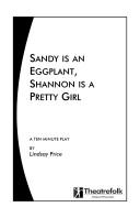 Sandy is an Eggplant  Sally is a Pretty Girl