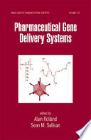 Pharmaceutical Gene Delivery Systems Book PDF
