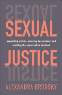 Pdf Sexual Justice