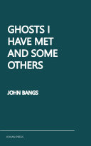 Ghosts I Have Met and Some Others Pdf/ePub eBook