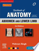 """Textbook of Anatomy: Abdomen and Lower Limb, Vol 2, 3rd Updated Edition EBook"" by Vishram Singh"