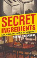 Secret Ingredients Pdf/ePub eBook