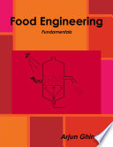 Food Engineering Fundamentals Book