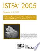 Istfa 2005
