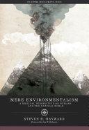 Mere Environmentalism