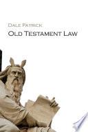 Old Testament Law Book PDF