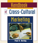 Handbook of Cross-Cultural Marketing Pdf/ePub eBook