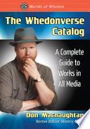 The Whedonverse Catalog