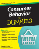 Consumer Behavior For Dummies