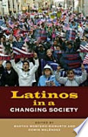 Latinos In A Changing Society Book PDF
