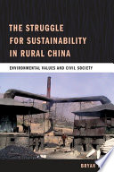 The Struggle for Sustainability in Rural China