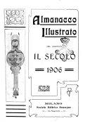 Almanacco illustrato del giornale Il secolo