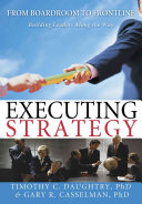 Executing Strategy