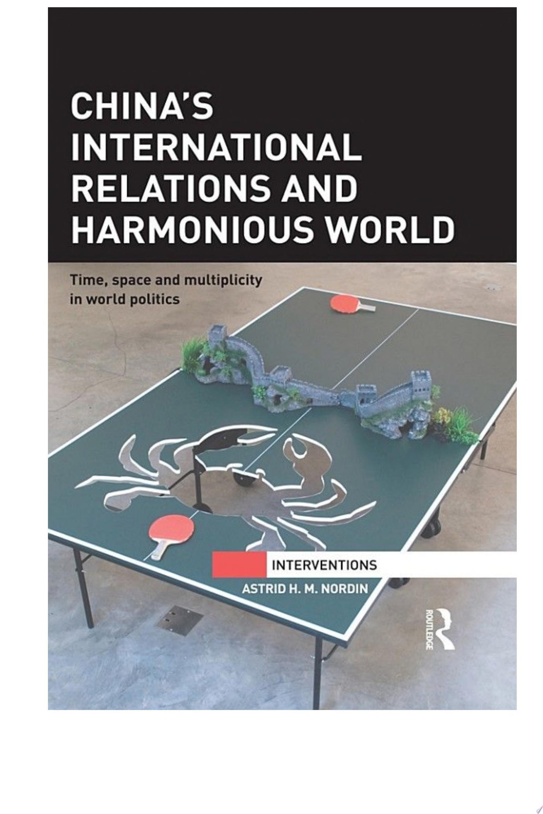 China   s International Relations and Harmonious World
