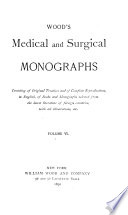 Wood s Medical and Surgical Monographs