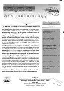 International Journal of Micrographics & Optical Technology