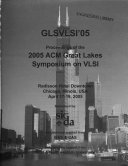 Proceedings of the     ACM Great Lakes Symposium on VLSI
