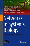 Networks in Systems Biology Book