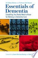Essentials Of Dementia Book PDF