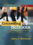 Counseling in Schools Book