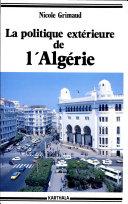 La politique extérieure de l'Algérie (1962-1978)