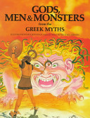 Gods  Men   Monsters from the Greek Myths Book