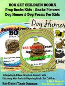 Frog Books Kids   Snake Pictures Book   Dog Jokes