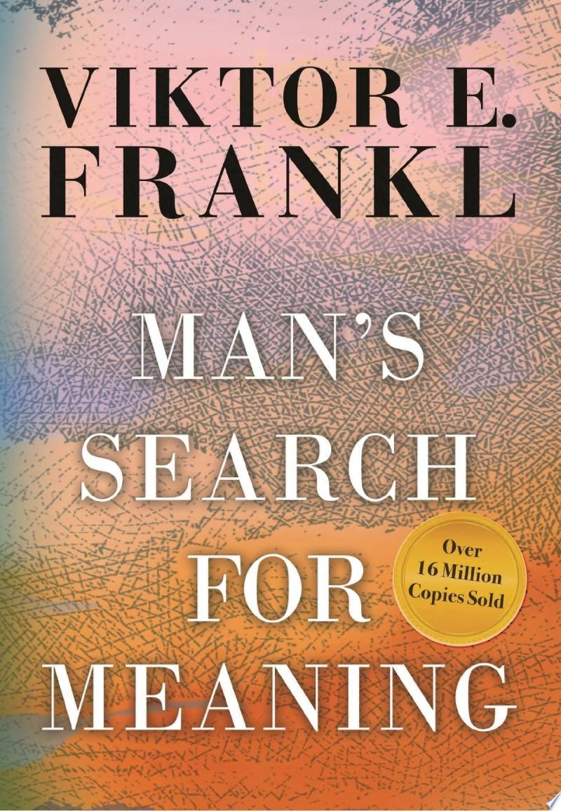 Man's Search For Meaning, Gift Edition image