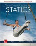 Cover of VECTOR MECHANICS FOR ENGINEERS: STATICS