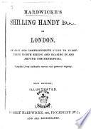 H  s Shilling Handy Book of London     New edition  illustrated Book