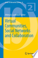Virtual Communities  Social Networks and Collaboration