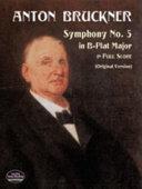 Symphony no. 5 in B-flat major