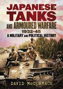 Japanese Tanks and Armoured Warfare 1932 45