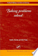 Baking Problems Solved Book PDF