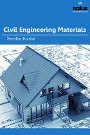Civil Engineering Materials Book