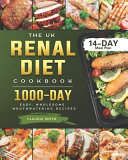 The UK Renal Diet Cookbook Book