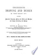 Engineering Drawing and Design (A Text-book Of)