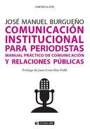 Comunicación institucional para periodistas