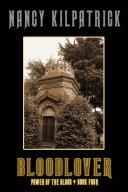 Bloodlover Book