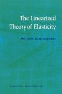 The Linearized Theory of Elasticity [Pdf/ePub] eBook
