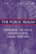 The Public Realm Book