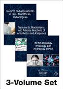 The Neuroscience of Pain  Anesthetics  and Analgesics Book
