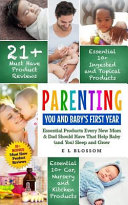 Parenting You And Baby S First Year