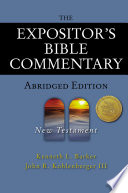 The Expositor S Bible Commentary Abridged Edition New Testament