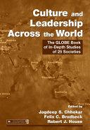 Culture and Leadership Across the World [Pdf/ePub] eBook