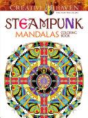 Creative Haven Steampunk Mandalas Coloring Book