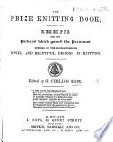 The Prize Knitting Book Etc