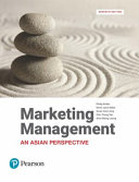 Cover of Marketing Management Asian Perspective