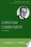 Christian Commitment