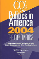 Politics In America 2004 Hardbound Edition